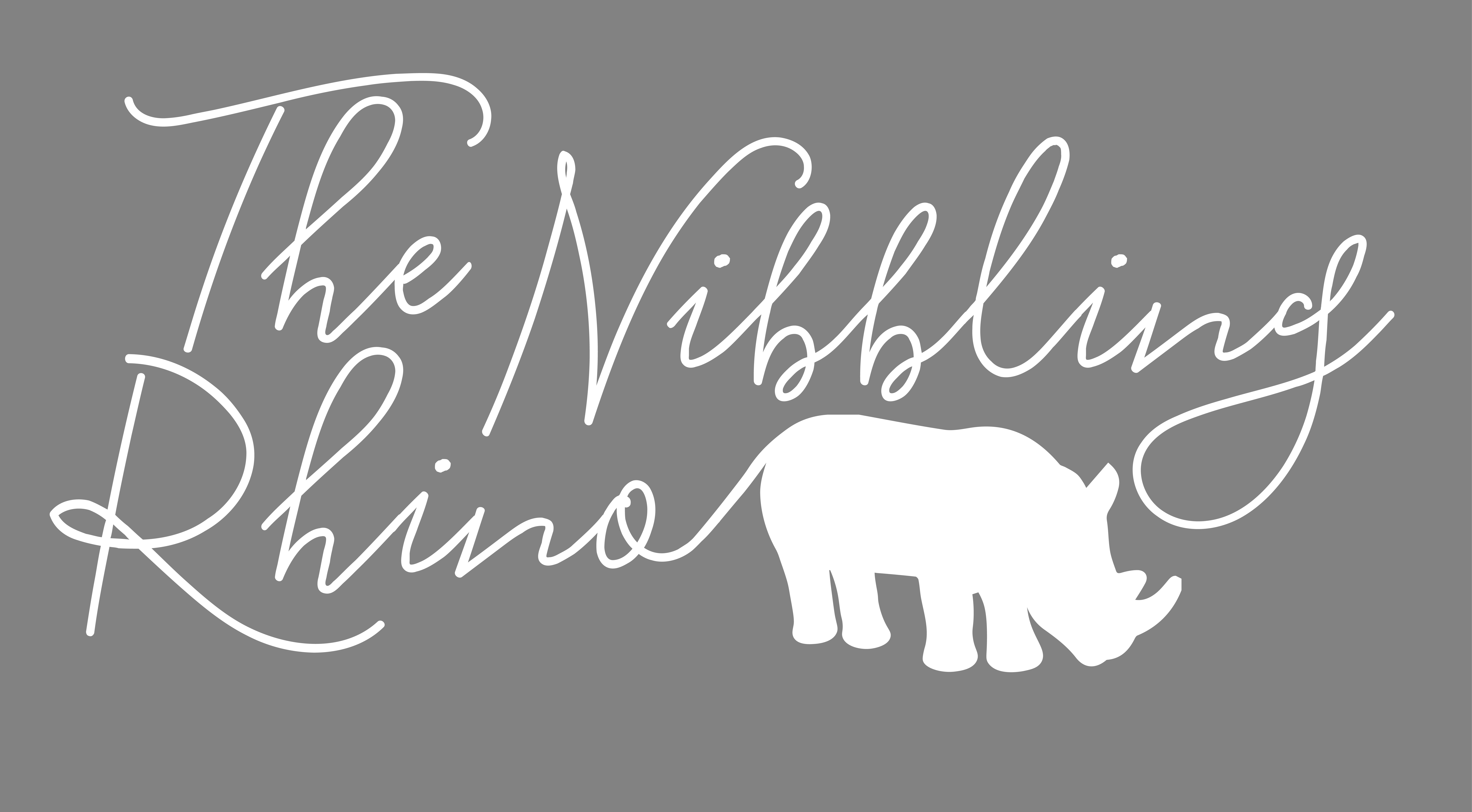 The Nibbling Rhino