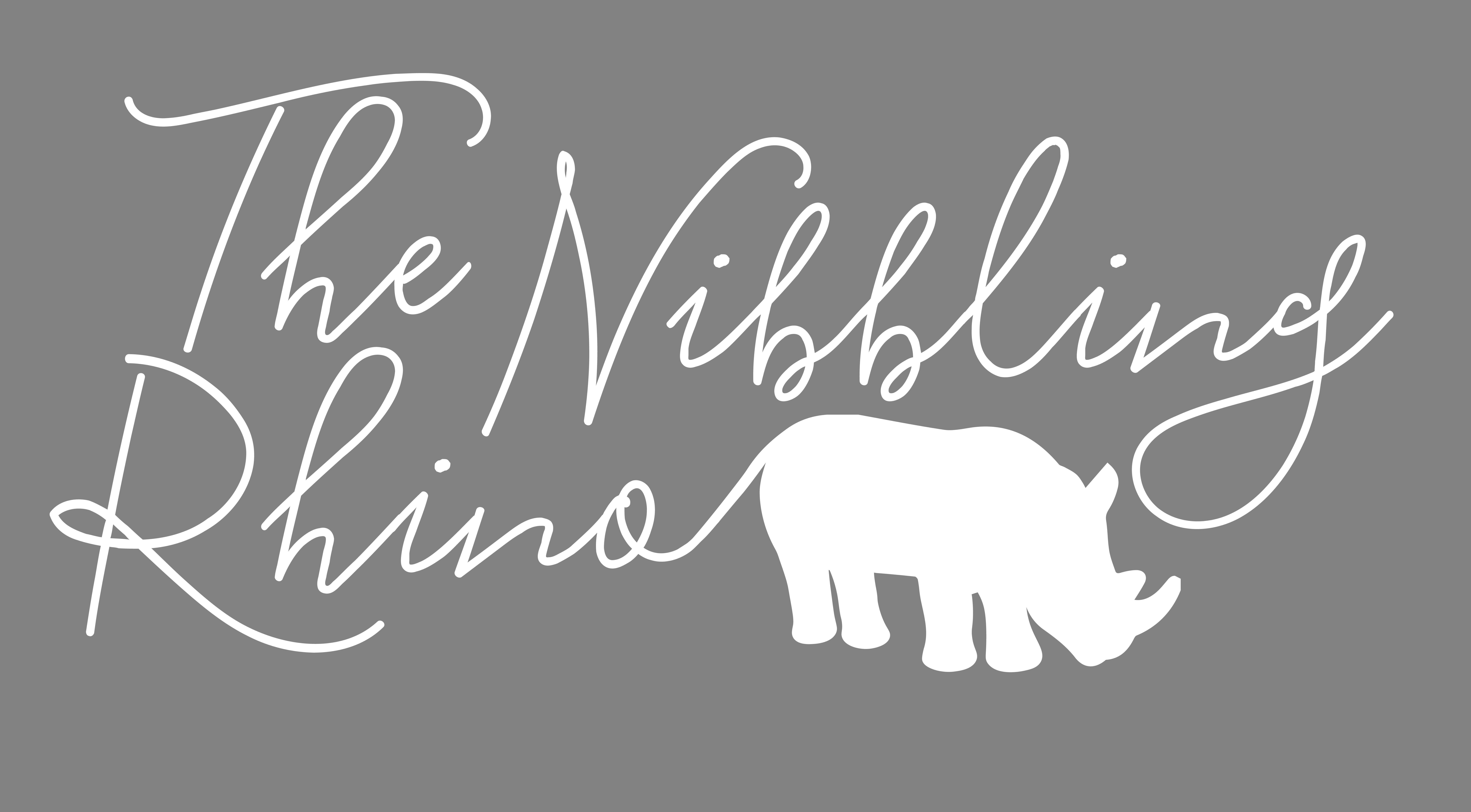The Nibbling Rhino